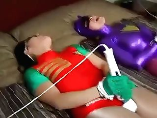 Jade Indica - Knightwoman And Robin Two
