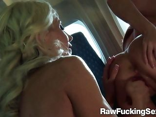 Raw Fucking Hump - Buxom Girl/girl Puma Swede Hot Plane Intercourse