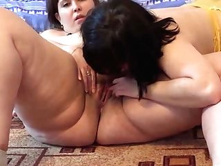 Youthful Bbw Lezzies