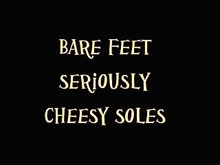 Naked Feet Earnestly Cheesy Feet