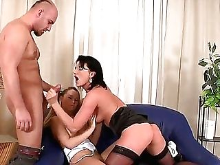 Love The Finest Scene Of Sexy Mom Janine Rose Fucking Her Bold Blatant Fellow Neeo When Abruptly Her Daughter-in-law Oliva Comes Back Home! The Teenag