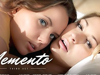 Memento - 3rd Act - Mango A & Tracy Lindsay - Sexart