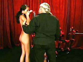 Horny Restraint Bondage Master Has A Kink For Asian Chicks