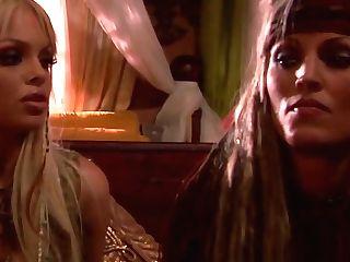 Digital Playground- Jesse Jane And Janine In Final Scene Of Pirates 1